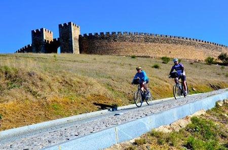 на велосипеде по Португалии