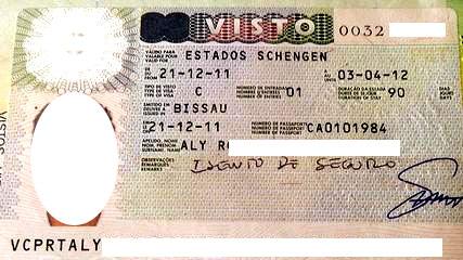 виза в португалию