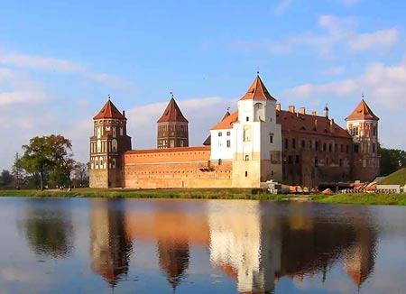 Мирской замок
