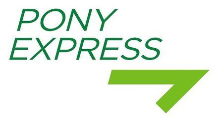 Логотип Пони Экспресс