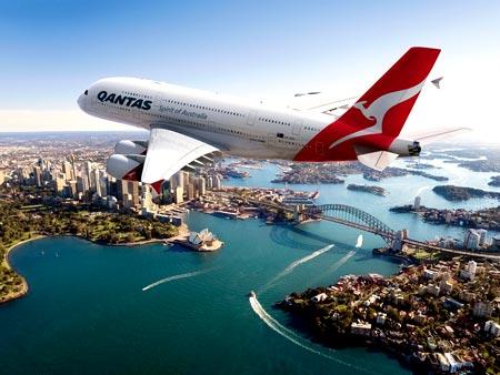 прибытие в Австралию