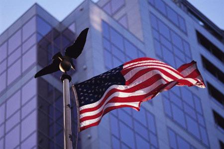 здание посольства США