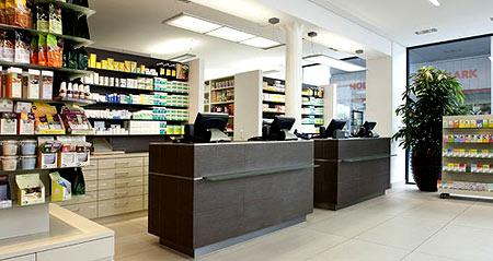 Аптека в Австрии