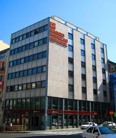 здание Испанского банка