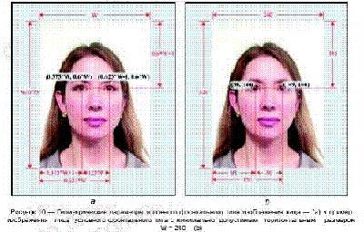 биометричское фото