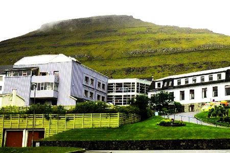 больница в Исландии