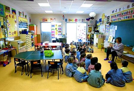 дошкольный подготовительный класс