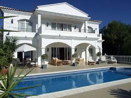 частный дом в Испании с бассейном