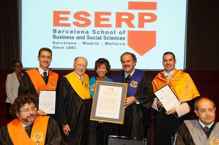 Бизнес-школа ESERP