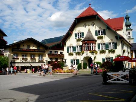 Санкт-Гильген, Австрия