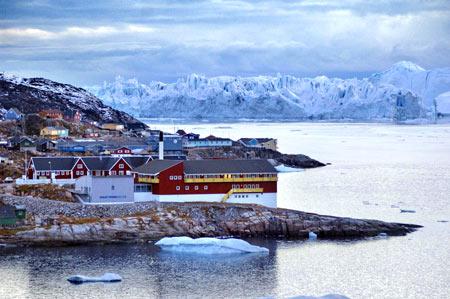 Илулиссате, Гренландия