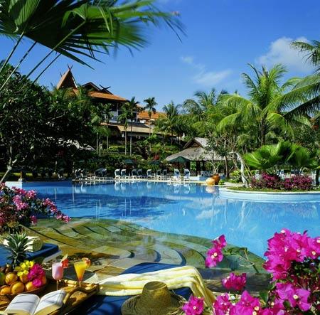 Курорт в Индонезии