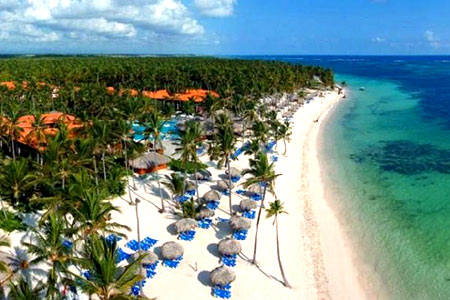курорт в латинской америке