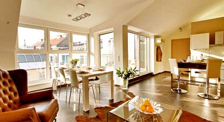 квартира в Австрии
