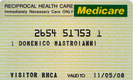 Medicare в Австралии