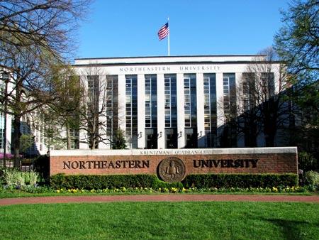 университет Northeastern в США