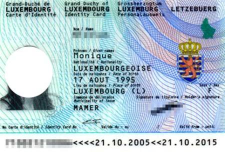 Изображение - Как получить гражданство люксембурга passport-lux-450x304