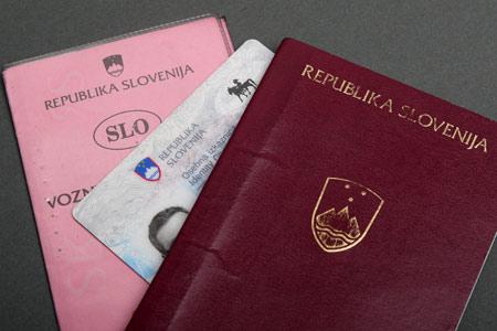 документы гражданина Словении