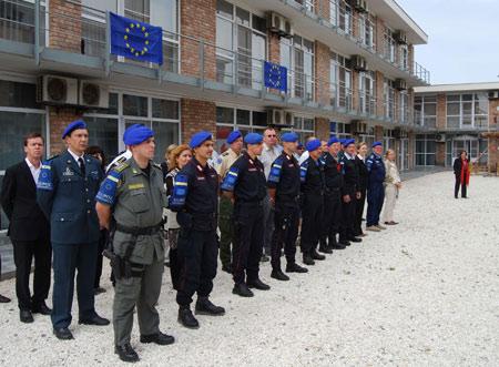 полиция в Европе