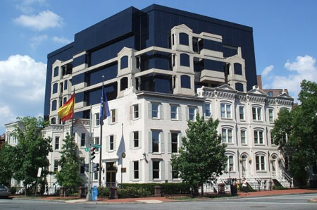 Посольство в Мадриде