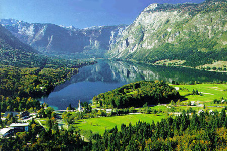 природа Словении