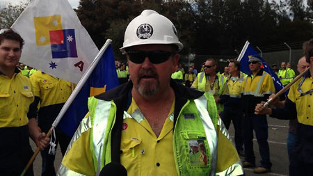 австралийские рабочие