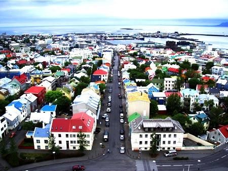 Рейкявик, Исландия