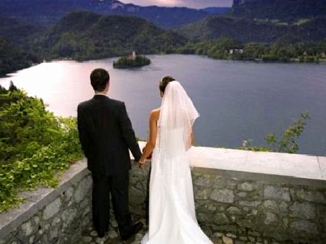 Словенская свадьба