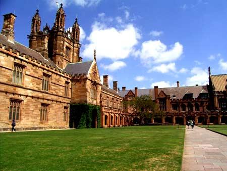 Университет в Австралии