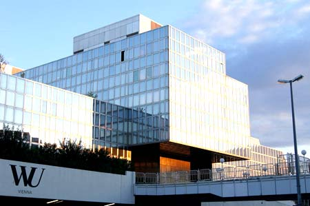 университет в Вене