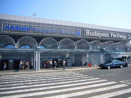 аэропорт в Будапеште