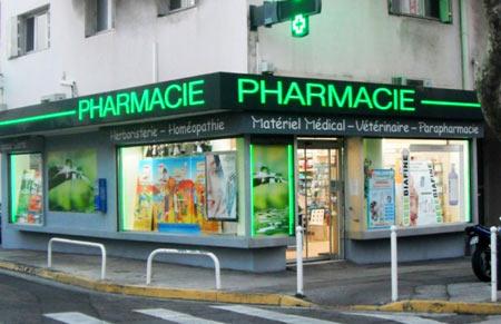 Парижская аптека