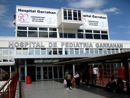 больница в Аргентине
