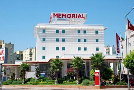 больница в Турции