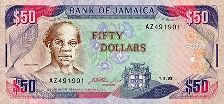 деньги на Ямайке