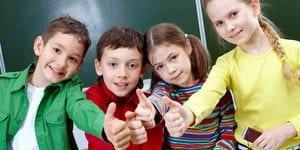 дети в Словакии