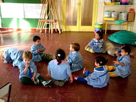 аргентинский детский сад