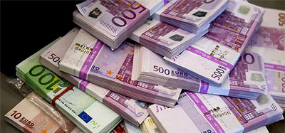 миллион евро