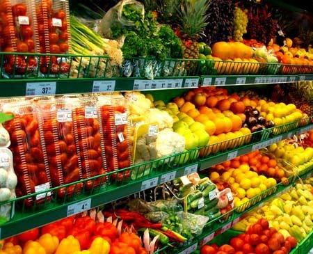 цены на фрукты в Турции
