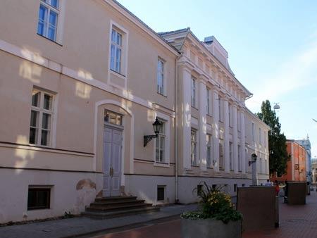 гимназия в Эстонии