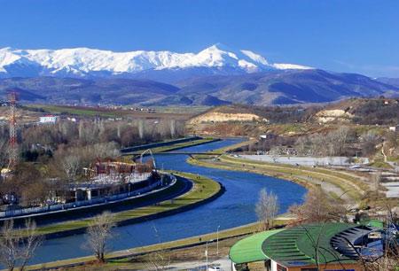 горы в Македонии