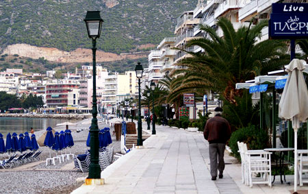 работа сфере туризма в Греции