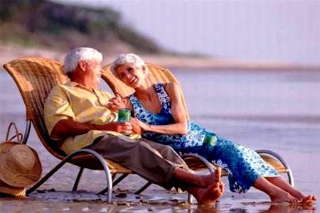 состоятельные пенсионеры в Греции