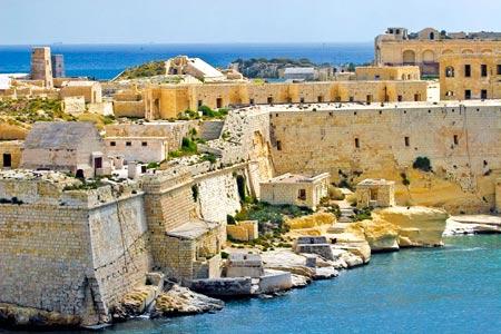 Мальтийская крепость
