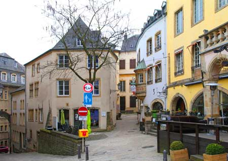 дома в Люксембурге
