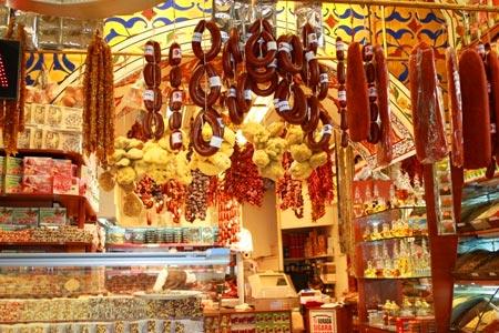 магазин в Стамбуле