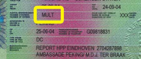 мультивиза в Эстонию
