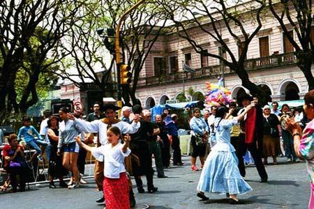 коренные жители Аргентины