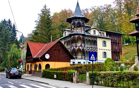 дом в Венгрии