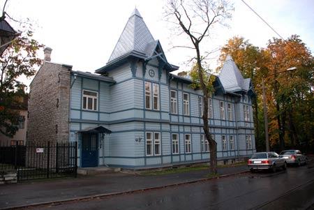 эстонская нотариальная контора